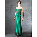 Column Spaghetti Straps Floor-length Prom / Evening Dress (HSX250) (Start From 3 Units)Free Shipping
