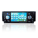 touch screen da 4 pollici 1 DIN auto in-dash DVD TV player e bluetooth - staccabile pannello jzy-0703 szc441