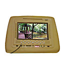 7-inch Headrest DVD Player with IR/USB &amp; SD/ Game TY-667-C