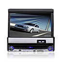 7-inch Touch Screen 1 Din In-Dash Car DVD Player TV and Bluetooth Function HT-9000 (SZC604)
