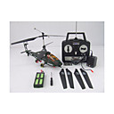 rc apache 2CH mayor control remoto de radio al aire libre al aire libre helicptero