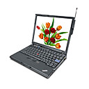 "Lenovo ThinkPad X61 - 12.1 ""laptop / Core 2 Duo T8100 / 1GB DDR2 / 160GB / Windows XP smq073"