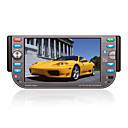 5.6-inch Touch Screen 1 Din In-Dash Car DVD Player TV and Bluetooth Function DT-5601C (SZC620)