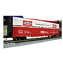 HO Scale Train Model--C.F.P.X Box Wagon