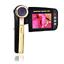 "AIPTEK PocketDV AHD-2 Pro Digital Camcorder With 5.0MP CMOS and 2.4"" TFT LCD (SZW480)"