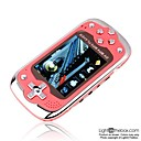 2GB 2.8-inch MP3/ MP4 Players With Digital Camera & Card Slot Pink(SZM101)