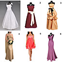 Unique and Fashionable Dresses for Wedding / Party 6 Pieces Per Package (HSQC038)