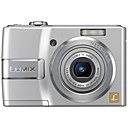 Panasonic Lumix DMC-ls80s 8,1-Megapixel-Kompakt-Digitalkamera mit intelligenter Modus-3x optischer Zoom