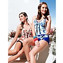 Brand New Sanqi Two Piece Swimwear Swimsuit 8099 (XY0037)