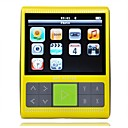 2 GB 3.6-inch MP3 / MP5 Players With Digital Camera Four Colors Available (SZM157)