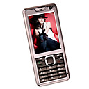 FLY-YING F808i Dual Card Quad band Touch Screen Cell Phone Gray