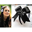 Gossip Girl Large Black Bowknot Hair Bands (GGA0013)