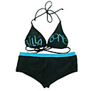 Hot Popular Two Piece Bikini Swimwear Swimsuit, Size M, L, XL (AMS025)