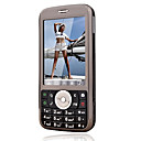 MINGXING A008 Quad Band Dual Sim Cell Phone Black