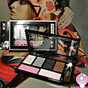 20pcs ECT 4 Colors Eyeshadow + 2 Colors Blusher Palette