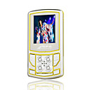 1gb 1.8 pollici altoparlante elegante MP4/MP3 player (txy003)