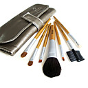 7PCS Mixed hair cosmetic brush setes 790318M.W