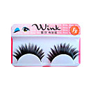 Fashion Eyelashes FX - 10 Pairs Of Lady GaGa Style