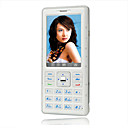 huatai s820 doble pantalla tctil bluetooth tarjeta de telfono de la clula blanco (szhx0020)