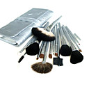 16st professionelles Kosmetik Pinsel Set (16803276m)
