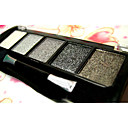 20pcs Qianyueye 5 Colors Eyeshadow Palette
