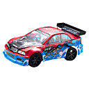 1:16 Scale 4WD Electric Powered On-Road Red RC Racing Car Radio Remote Control (YX01294-1)