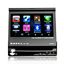 7-Zoll-Touchscreen 1-DIN-In-Dash Car DVD eingebauten GPS-System