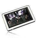 4GB 3.0 Inch Touch Button MP4/MP3 Player Crystal Panel(SZM536)