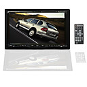 7-inch Touch Screen 2 Din In-Dash Car DVD Player TV and Bluetooth Function 6701B