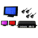 Rearview Camera with LCD Parking sensor YB-P810