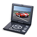 12.3-inch Portable DVD Player with TV Function&amp;Card Reader&amp;Games&amp;Digital Photo Frame&amp;LCD Monitor(SMQ2451)