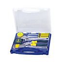 Tool Set With Plastic Box for Gift-Free Shipping(0588-DLM1013)