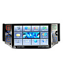 5-inch Touch Screen 1 Din In-Dash Car DVD Player Built-in GPS System and Support Ipod DT-5001GI