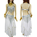 Sexy Belly Dancewear Top Pants Set -- All Accessories Included9815 (LYY015)