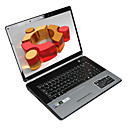 "Hasee laptop hp740 15,4 ""WXGA / Pentium Dual-Core t4200/2.0g/2gb ddr2/250g/combo/x4500hd/5100an/hdmi (smq2810)"
