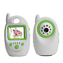 2,4 2,5 pouces sans fil Cartoon Baby Monitor goscam (abc027)