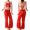 Sexy Belly Dancewear Top Pants SetH (LYY005)