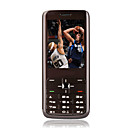 Icall08 Quad Band Cell Phone Brown (2GB TF Card)