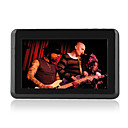 8GB 4.7 Inch Touch Screen TV Out MP5/MP3 Players With FM Function Black(SHB587)