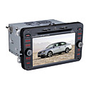 "7""Digital Touch Screen Car DVD Player For VW Sagitar-Magotzn-Caddy-Touran 2007-2009-TV-FM-Bluetooth"