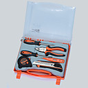 7-pc Picasso Leasure Style Tool Set with Plastic Box (0602-PS-F001)
