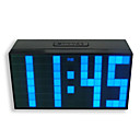 Big Display Blue LED Alarm Clock (TRA061)