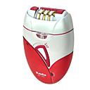 New Arrivals! Red Epilator Lady Shaver  KEDA-189