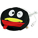 qq mano usb chico ms caliente de regalo alfombrilla de ratn de Navidad (ceg290)
