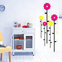 Flower Wall Sticker (0732 -XM-JJ-021)