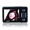 JXD Brand 4GB 2.5 Inch Fashion Design MP5/MP3 Player with Digital Camera (JXD656+)