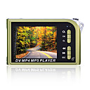 Youtube-FriendlyDigital Camera Camcorder with MP3 MP4 MP5 Radio NES Game Function(DCE1003)