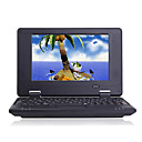 "Mini Netbook - 7""TFT-ANKY 7802-300MHZ-256MB DDR-2G Storage - Laptop (SMQ4097)"