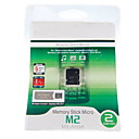 2gb memory stick micro m2 carte mémoire