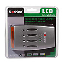 Soshine Hi-Tech LCD NiMH / NiCD Super Quick Charger